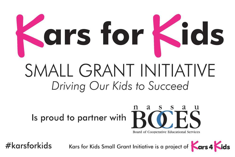 Kars for Kids intiative