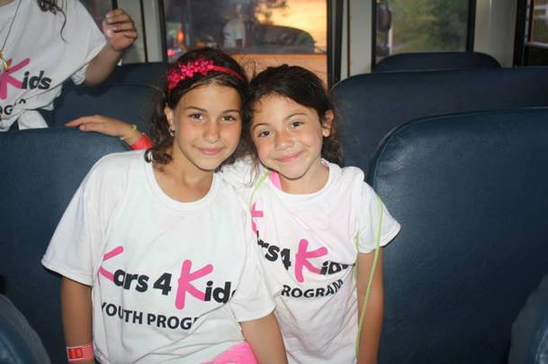 Kars for Kids summer trip