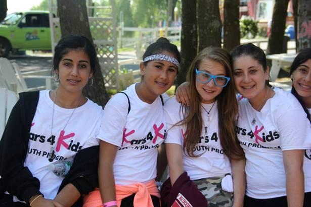 Kars 4 Kids TheZone trip