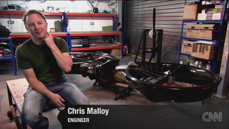 Chris Malloy