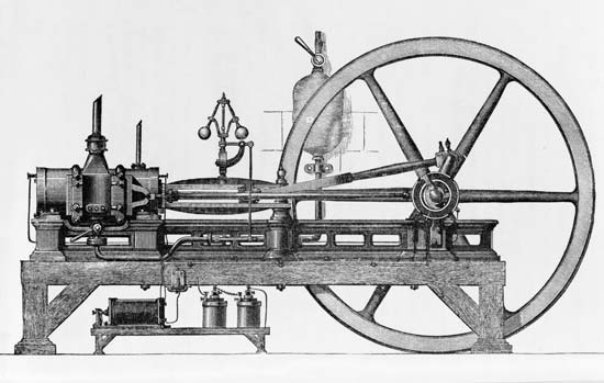 lenoir engine