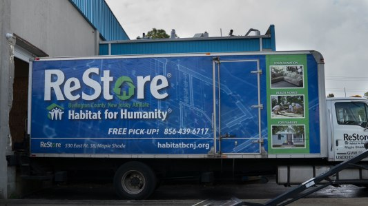 Habitat for Humanity ReStore Truck